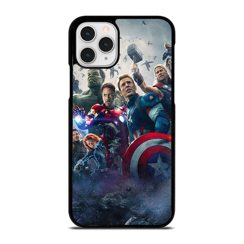 AVENGERS DC COMICS-iphone-11-pro-case