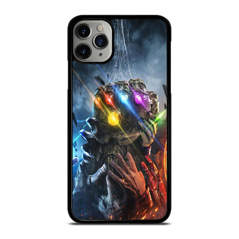 AVENGER INFINITY THANOS HAND-iphone-11-pro-max-case