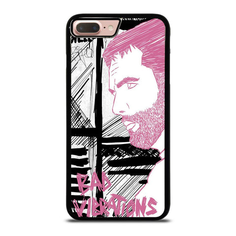 A DAY TO REMEMBER BAD VIBRATION JEREMY MCKINNON-iphone-8-plus-case