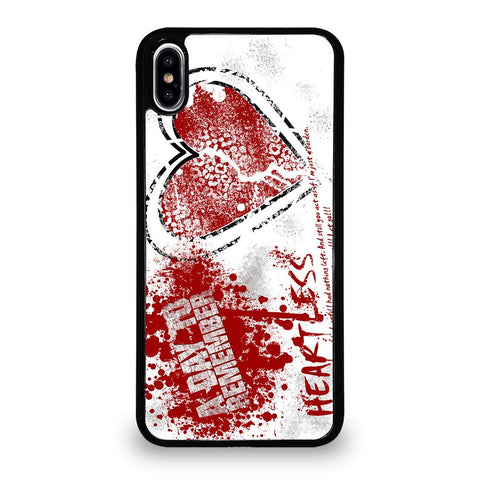 A DAY TO REMEMBER HEARTLESS-iphone-xs-max-case