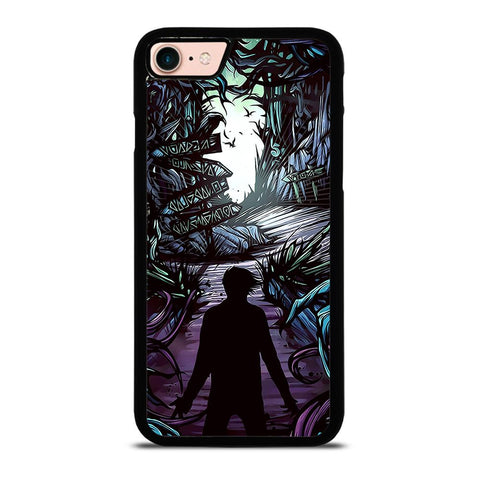 A DAY TO REMEMBER HOMESICK-iphone-8-case