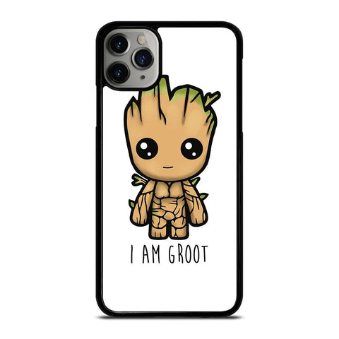 BABY I AM GROOT-iphone-11-pro-max-case