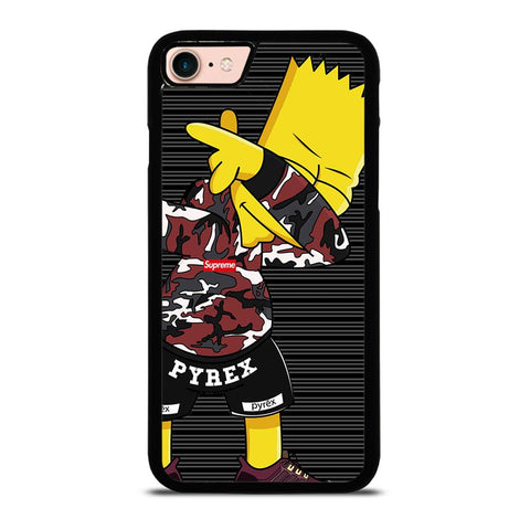BART SIMPSONS DAB-iphone-8-case