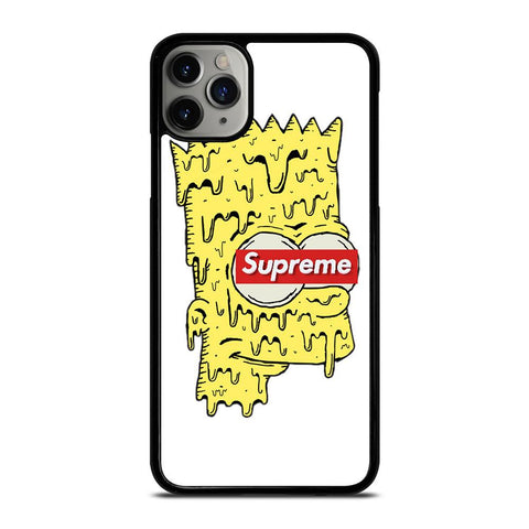 BART SIMPSON SUPREME-iphone-11-pro-max-case