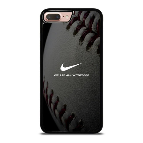 BASEBALL LOGO NIKE WE ARE ALL WITNESSES iPhone 8 Plus Case