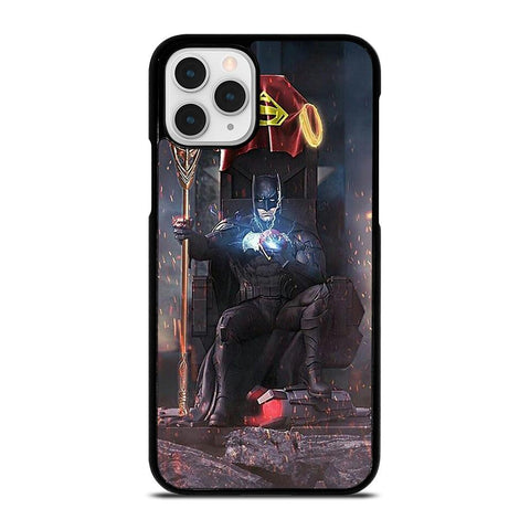 BATMAN KING Superhero-iphone-11-pro-case