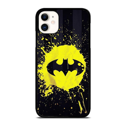 BATMAN LOGO RETRO iPhone 11 Case