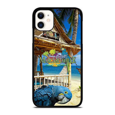 BEACH JIMMY BUFFETS MARGARITAVILLE iPhone 11 Case