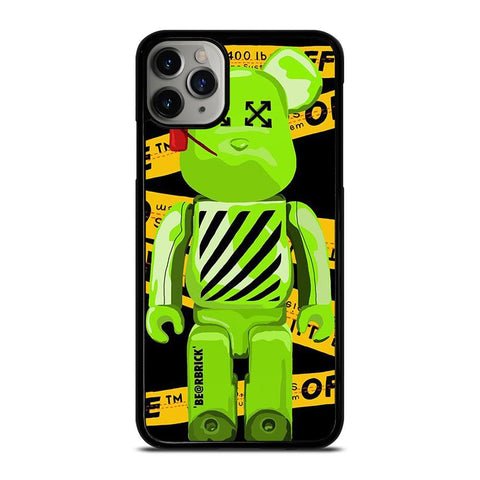 BEARBRICK X OFF WHITE iPhone 11 Pro Max Case