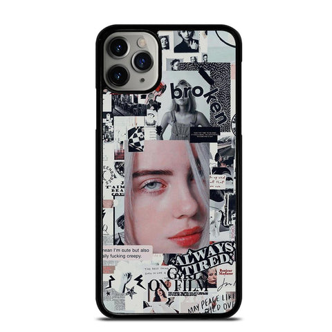 BILLIE EILISH COLLAGE 2-iphone-11-pro-max-case