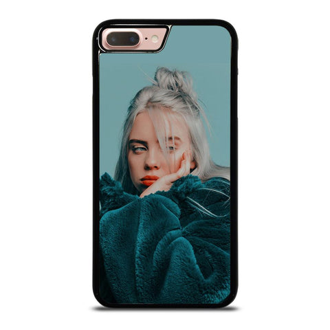 BILLIE EILISH GREEN FUR JACKET iPhone 8 Plus Case
