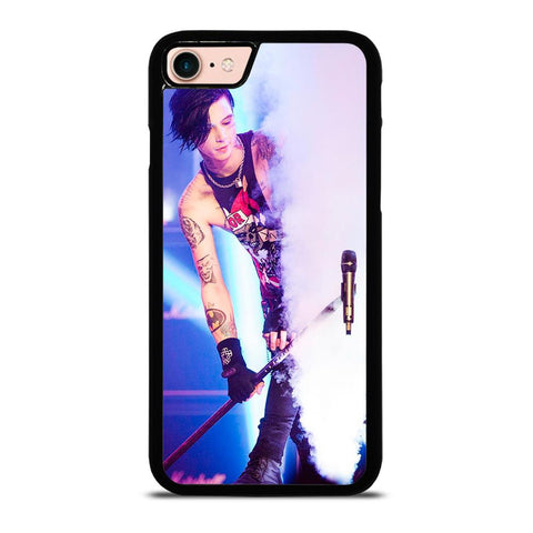 BLACK VEIL BRIDES ANDY BIERSACK-iphone-8-case