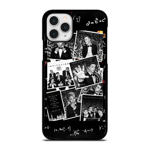 BLACK WHITE WHY DON'T WE-iphone-11-pro-case