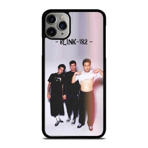 BLINK-182 POP PUNK BAND MEMBER iPhone 11 Pro Max Case