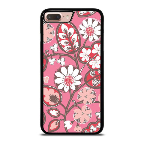 BLUSH PINK VERA BRADLEY PRINT iPhone 8 Plus Case