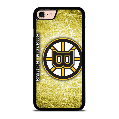 BOSTON BRUINS LOGO-iphone-8-case