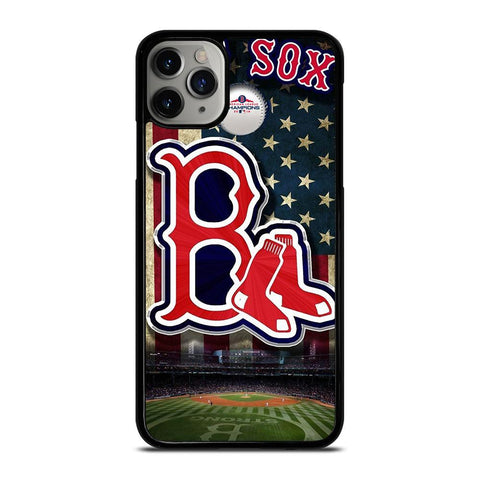 BOSTON RED SOX NEW-iphone-11-pro-max-case