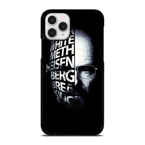 BREAKING BAD HEISENBERG-iphone-11-pro-case