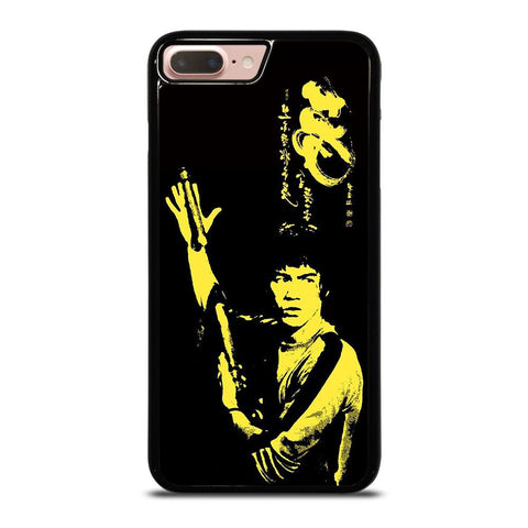 BRUCE LEE IN ACTION iPhone 8 Plus Case