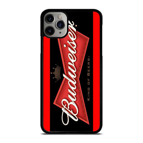 BUDWEISER LOGO-iphone-11-pro-max-case