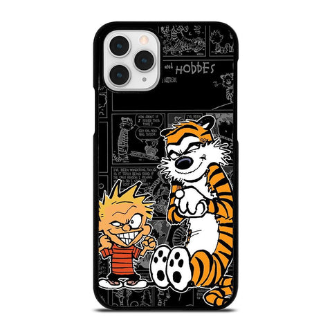 CALVIN AND HOBBES 2-iphone-11-pro-case