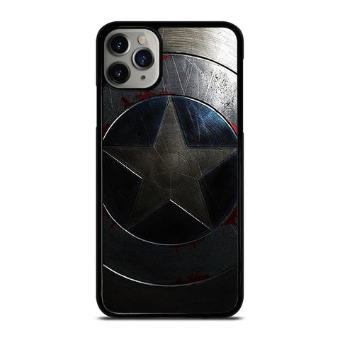 CAPTAIN AMERICA AVENGERS SHIELD-iphone-11-pro-max-case