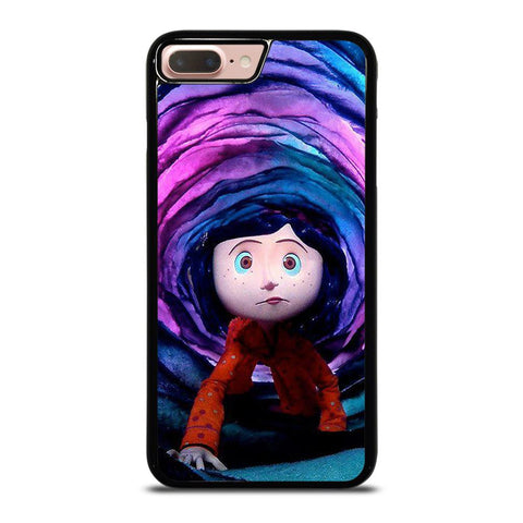 CARTOON CORALINE-iphone-8-plus-case