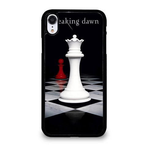 CHESS BREAKING DAWN-iphone-xr-case