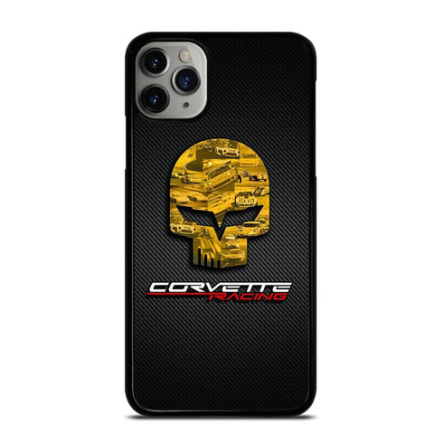 CHEVY CORVETTE RACING PUNISHER-iphone-11-pro-max-case