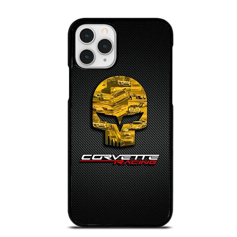 CHEVY CORVETTE RACING PUNISHER-iphone-11-pro-case
