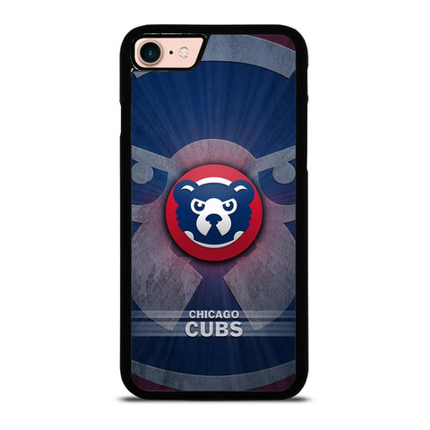 CHICAGO CUBS LOGO-iphone-8-case