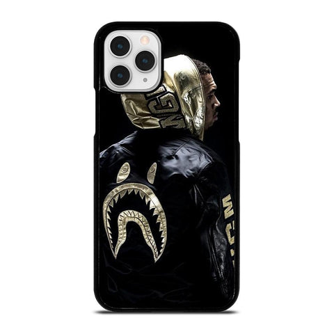 CHRIS BROWN BAPE-iphone-11-pro-case