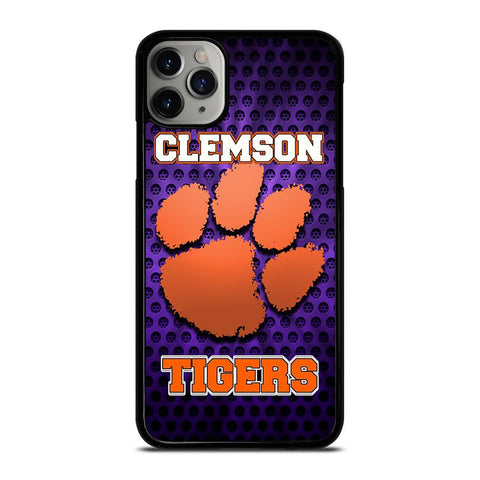 CLEMSON TIGERS-iphone-11-pro-max-case