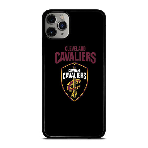 CLEVELAND CAVALIERS LOGO BADGE iPhone 11 Pro Max Case