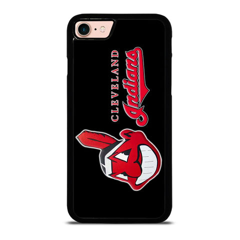 CLEVELAND INDIANS LANDSCAPE-iphone-8-case