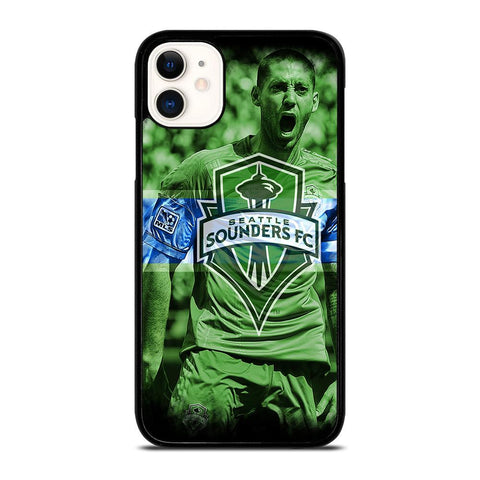 CLINT DEMPSEY SOUNDERS GALAXY iPhone 11 Case