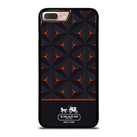COACH NEW YORK PRISM iPhone 8 Plus Case