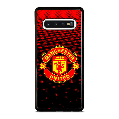 COOL MANCHESTER UNITED LOGO Samsung Galaxy S10 Case