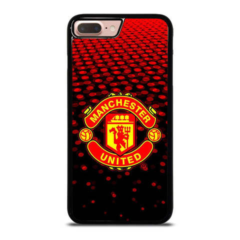 COOL MANCHESTER UNITED LOGO-iphone-8-plus-case