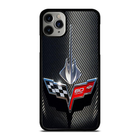 CORVETTE STINGRAY CARBON-iphone-11-pro-max-case