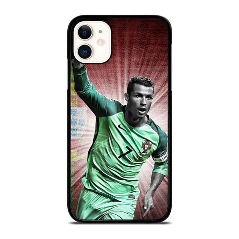 CR7 NATIONAL PORTUGAL iPhone 11 Case
