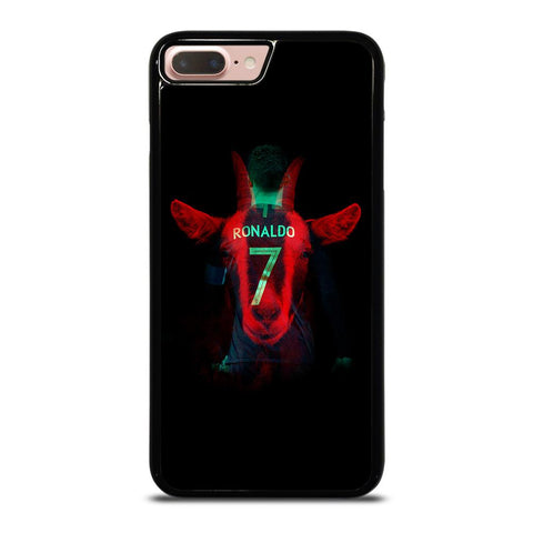 CRISTIANO RONALDO CR7 G.O.A.T iPhone 8 Plus Case