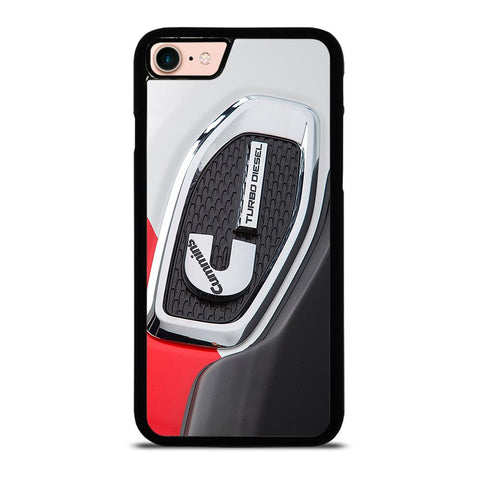 CUMMINS DIESEL ENGINE-iphone-8-case