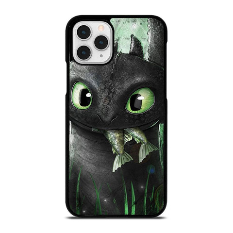 CUTE TOOTHLESS-iphone-11-pro-case