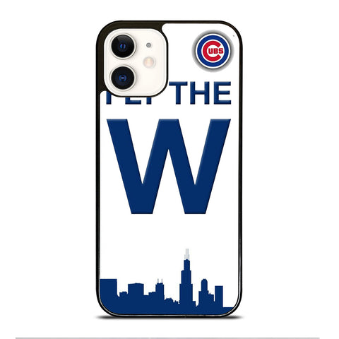 Chicago Cubs Mlb Icon iPhone 12 Case