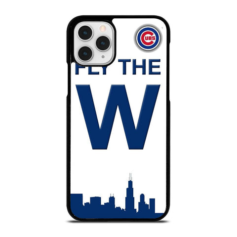 Chicago Cubs Mlb Icon-iphone-11-pro-case