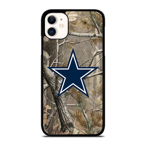 DALLAS COWBOYS CAMO iPhone 11 Case