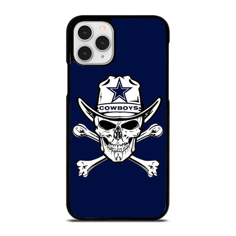 DALLAS COWBOYS SKULL 2-iphone-11-pro-case