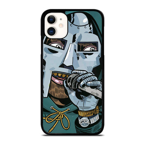 DANIEL DUMILE MF DOOM iPhone 11 Case