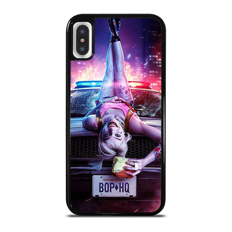 DC HARLEY QUEEN BIRTH OF PREY iPhone X / XS Case
